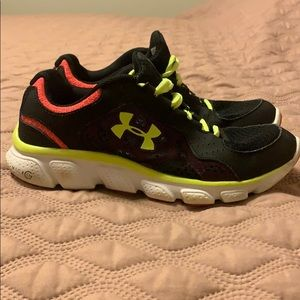 Under Armour women's tennis shoes